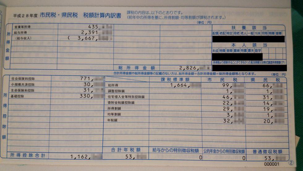 住民税決定通知書_mod