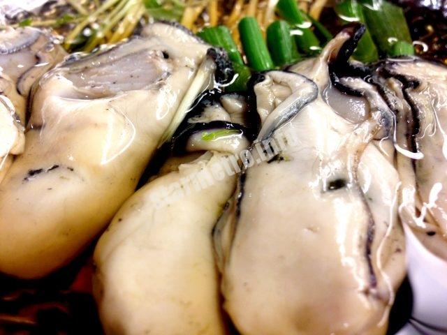 広島県玖波産 牡蠣(むき身1kg・殻付き10個)