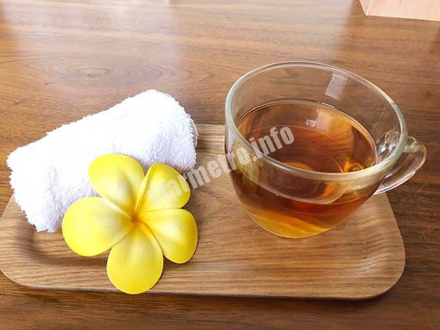 お茶は熊本の「万能茶」