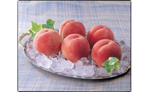 30年 もも「川中島白桃」5kg