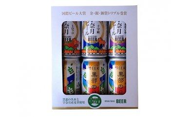 宇奈月ビールセット