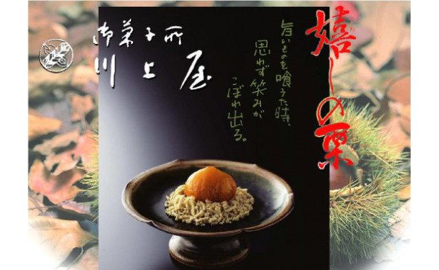 御菓子所 川上屋 栗菓子2点セット(秋季限定)
