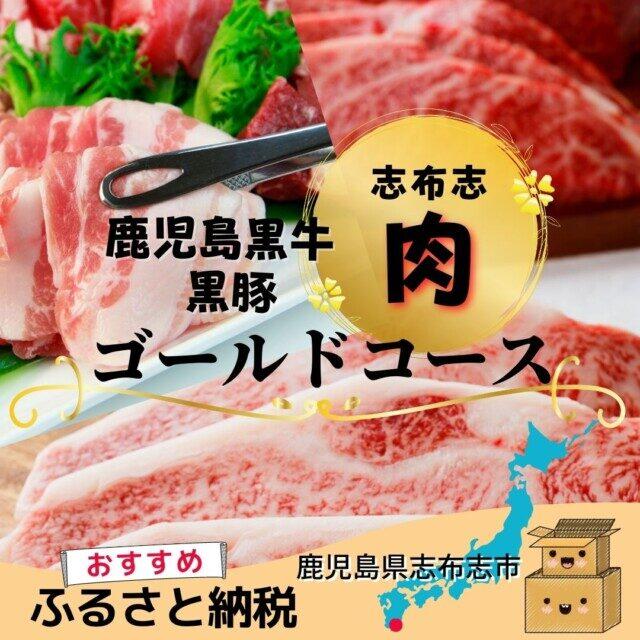 鹿児島県志布志市のふるさと納税人気返礼品9位 志布志 肉 ゴールドコース